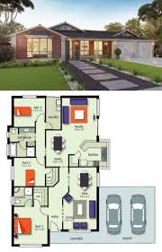 21 best narrow block house plans images on pinterest