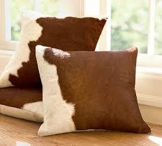Cowhide Pillows Splurge Vs Steal Cowhide Pillows D Magazine