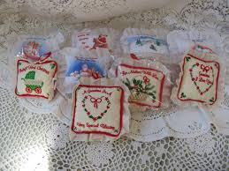 russ ornaments ornies stuffed new by rivertownvintage