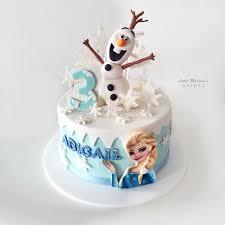 frozen birthday cake with elsa frozen birthday cake