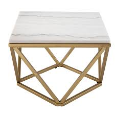 ivory accent table harper blvd markley chagne w ivory marble accent table free