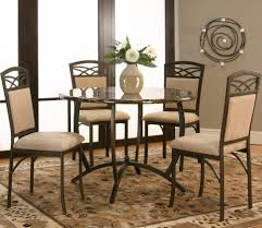 glass dining room table kitchen white dining table round dining room tables small round