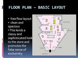 layout zara store zara presentation