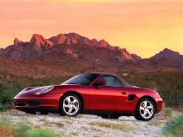 2002 porsche boxster s maroon front angle 1280x960