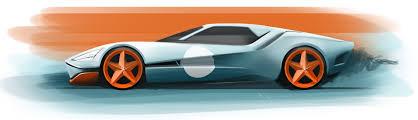 ford supercar concept ford gt concept u2014 nick deconzo portfolio