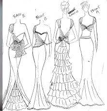 dusty petals designing kate u0027s wedding dress