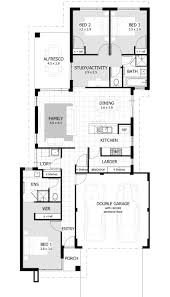 Floor Plans Open Concept by Modern Bungalow Floor Plans Low Cost House In Kerala Bedroom Plan