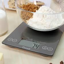 amazon com escali arti 15 pound 7 kilogram digital scale shiny