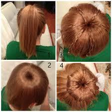 sock bun hair how to make a braided sock bun hair tutorial