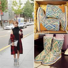 womens dress boots australia wholesale luxury ostrich wool shoes winter 2015 fashion