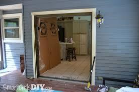 Removing A Patio Door Patio Door Trim Home Design Ideas And Pictures
