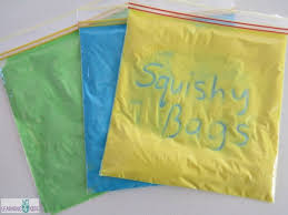 how to make squishy sensory bags sensory bags finger and