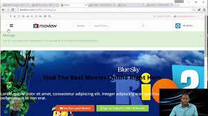create movie streaming website like netflix irokotv or imdb