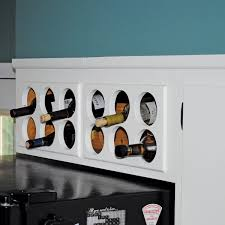 how to build under cabinet drawers increase kitchen storage reader project above cabinet wine rack