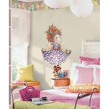 fancy nancy giant wall decal everything princesses fancy nancy giant wall decal