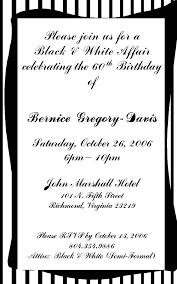 words for birthday invitation 60 birthday invitation wording sles