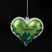 buy quot our 1st together quot ornament to
