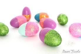 wooden easter eggs glitter color block wooden easter eggs designs