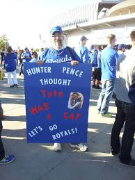 Hunter Pence Memes - eye on fans giants royals world series game 1 cbssports com