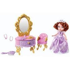 sofia princess sofia doll royal vanity play