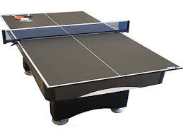 Ping Pong Conversion Top Billiard Accessories Furniture Clover