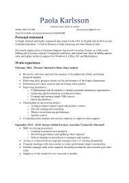 100 contract coordinator resume help desk resume and