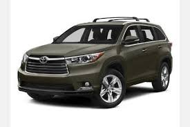 used car toyota highlander used toyota highlander for sale special offers edmunds