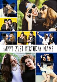 photo birthday cards personalised from 1 99