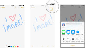 how to sketch in notes for iphone and ipad imore