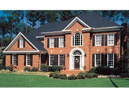 federal house plans adam federal house plan with 3202 square and 4 bedrooms s