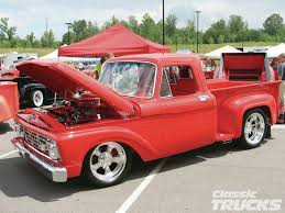 Old Ford Truck Gallery - the 2011 f 100 ford supernationals rod network