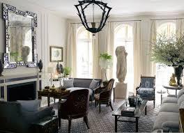 stylish home interiors beaux arts interior design harry slatkin39s stylish homes ian