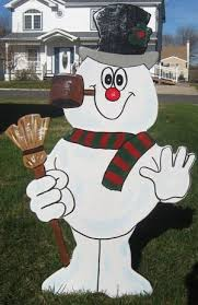 Diy Outdoor Lawn Christmas Decorations Best 25 Christmas Yard Decorations Ideas On Pinterest Diy