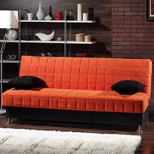 Orange Sofa Bed by 50 Phenomenal Living Room Convertible Sofa Bed White Living Room