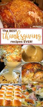 thanksgiving thanksgiving dinner recipes ideas menu forwoeasywo