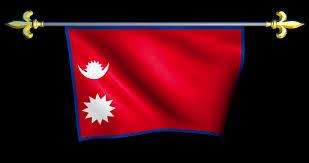 Country Flags Small Country Flag Nepal Motion Background Videoblocks