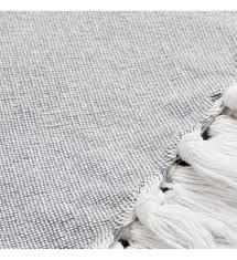jeté de canapé madura madura plaid chambray gris maison jeté de canapé madura mode pas