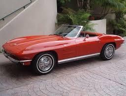 1964 used chevrolet corvette sting at sports car company inc