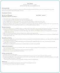 Create A Job Resume How To Make A Perfect Resume Example A Perfect Resume Example