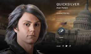 Tas Travel Quicksilver catch me if you can evan peters quicksilver thread part 1