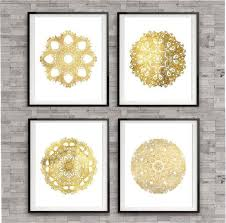 Gold Wall Decor by Zspmed Of Gold Wall Decor Superb In Small Home Decor Inspiration