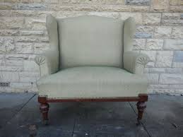 Very Small Sofas Very Small Victorian Walnut Wing Back Sofa Settee 208541