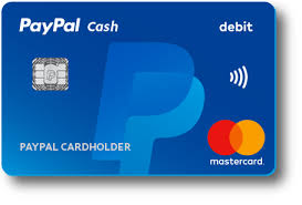 debit card get the new debit card from paypal with added account features