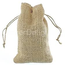 burlap drawstring bags cleverdelights 4 x 6 burlap bags with jute