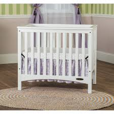portable mini cribs you love wayfair london euro mini convertible crib with mattress