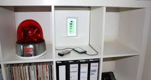 ikea charging station turn an ikea shelf into a hidden charging station