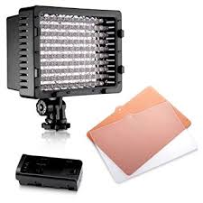 Led Lights Amazon Amazon Com Neewer Cn 126 Led Light For Camera Or Digital