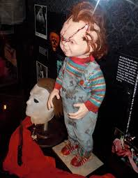halloween horror nights chucky hollywood movie costumes and props chucky animatronic puppet from