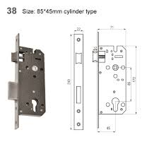 door mechanism u0026 pneumatic lift lock rotary door system