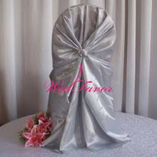 Cheap Chair Covers For Weddings Online Get Cheap Wedding Chair Covers Grey Aliexpress Com